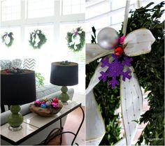 Hi Sugarplum | Christmas Home Tour by hi sugarplum!, via Flickr