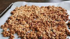 Krispie Treats, Rice Krispies, Healthy Drinks, Granola, Macaroni And Cheese, Diy And Crafts, Deserts, Cooking, Breakfast
