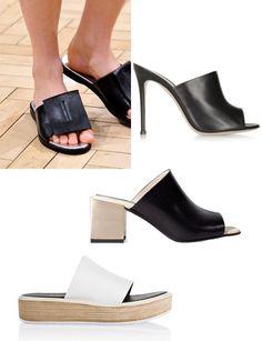 Zuecos http://www.marie-claire.es/moda/accesorios/fotos/moda-primavera-quiero-esos-zapatos/estilo-zueco