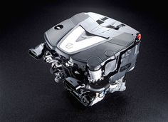 Motores Mercedes-Benz