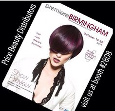 Price Beauty Distributors Presents at Premiere Birmingham Beauty Show.#premierebirmingham