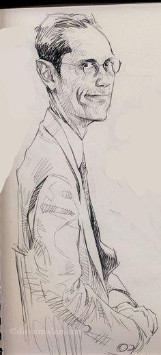 Sketchbook || Dave Malan