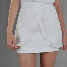 Double Tulip Skirt