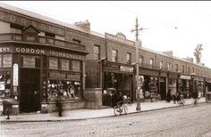 Ranelagh, South Dublin (MacGowan Terrace) - c 1910 Old Pictures, Old Photos, Vintage Photos, Images Of Ireland, Scotland History, Photo Engraving, Dublin City, Emerald Isle, Dublin Ireland