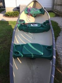 Used 14 foot extra wide Canoe for sale in Frankfort | Canoe