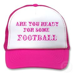 Shop Irish Princess Hot Pink/Green Trucker Hat created by cutencomfy. Personalize it with photos & text or purchase as is! Pink Football, Football Fever, Seahawks Football, Football Team, Girly, Custom Hats, Herschel Heritage Backpack, Football Season, World War