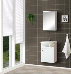DreamLine DLVRB-101-WG 17-Inch Wall-Mounted Modern Bathroom Vanity with Counter and Medicine Cabinet by DreamLine, http://www.amazon.com/dp/B003AJ1AOS/ref=cm_sw_r_pi_dp_d2jYrb0AA1BY0