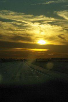 Photo of the Day: Prairie Sunset in Brandon Manitoba #canadaisreallybig #photooftheday   A. Espetveidt   Quadrophonic Image