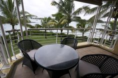 This beautiful apartment offers the best of both worlds being in the heart of Grand Baie and on the sea front, it has 3 bedrooms, 2 bathrooms, open plan living Open Plan Living, Outdoor Furniture, Outdoor Decor, Bedroom, Table, Beautiful, Home Decor, Decoration Home, Room Decor