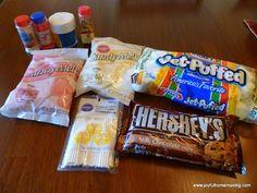 Joyful Homemaking: Marshmallow Pops