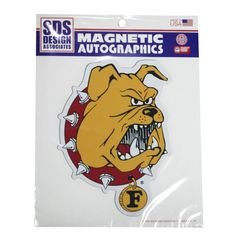 Ferris State Magnet Bulldog  8