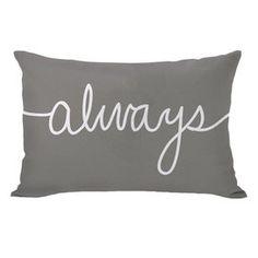 Always Pillow