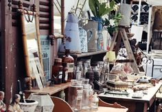list of socal antique fairs...love my antiques :)