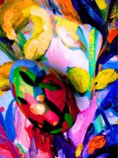 "Saatchi Art Artist Nada  Sucur Jovanovic; Painting, ""Two things"" #art"