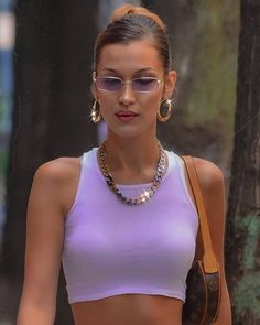 Bella Hadid Outfits, Bella Hadid Style, Isabella Hadid, Oufits Casual, Shooting Photo, Models Off Duty, Celebrity Style, Cute Outfits, Celebs
