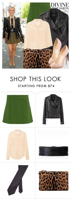 """""""583. Celebrity Style: Hayden Panettiere"""" by chocolatepumma ❤ liked on Polyvore featuring Oris, Vera Wang, Vanessa Bruno, rag & bone, T By Alexander Wang, Linea Pelle, Canali, Jérôme Dreyfuss and Christian Louboutin"""