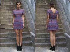 #DIY Tribal Dress