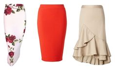 """pencil skirts #2"" by bloginprogresss on Polyvore featuring Dolce&Gabbana and Miss Selfridge"