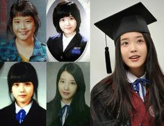 Graduation Photo of K-POP Girls Idols Cute! Looks Different? Who Is She!? [PHOTOS] | KpopStarz