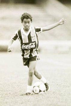Futbol de Locura Un niño llamado Ronaldinho Gaúcho