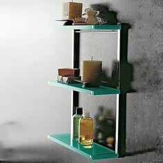 Eden Tri-Level Bathroom Shelf