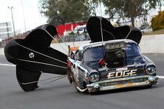 Chevy  Bel Air  Pro Mod  (Dragster) 1957