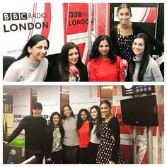 Dev and Ollie (aka me!) spend an evening with some amazing inspirational women chatting with the hilarious duo Sunny and Shay! #IWD #bbc #radio #london #inspirational #women #rolemodels #pledgeforparity