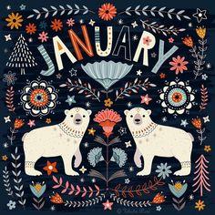 - January -
