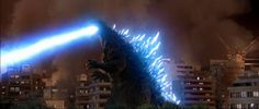 atomic breath: as soon as you see his tail start to light up you know that shit is about to happen. Godzilla the kind of monsters. Death Breath, Godzilla Costume, Godzilla Wallpaper, Japanese Film, Pacific Rim, King Kong, Screen Wallpaper, Disney Movies, Monsters