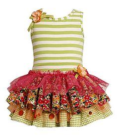 dress by Bonnie Jean