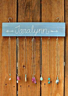 Handmade Jewelry Rack – Simply Taralynn Collection