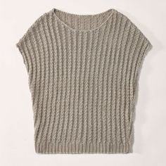 Pullunder stricken - Anleitungen fürs ganze Jahr
