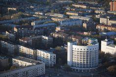 A Soviet Utopia: Constructivism in Yekaterinburg