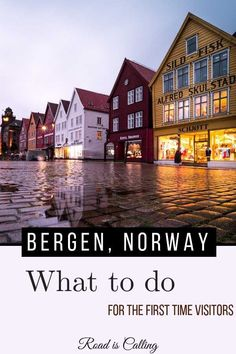 Want to explore Bergen like a local? Check out this ultimate guide to the best things to do in Bergen, Norway to enjoy your time in this city. Here, you will find tips on where to hike in Bergen…More Europe Destinations, Cities In Europe, Europe Travel Guide, Oslo, Jotunheimen National Park, Rainy City, Norway Travel, Amsterdam, Portugal