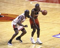 21fddb034 Michael Jordan Chicago Bulls Mookie Blaylock Atlanta Hawks. I KNOW MOOKIE  BLAYLOCK S SON. HE GOES TO MY HIGHSCHOOL