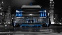 Beautiful Mustang Design By Tony Kokha Www.el Tony.com Good Ideas