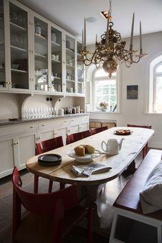 Ett Hem Stockholm Vida Casera_ nice table