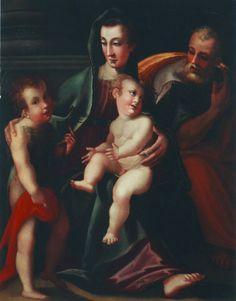 Museo.di Correggio. 1579-80. Suo primo dipinto