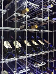 If you have a design concept that you want to become a reality or you are looking for expertise in the field of wine room design, Kessick is your partner. We provide consultation on wine racking and Basement Bar Designs, Basement Ideas, Wine Cellar Racks, Home Wine Cellars, Wine Cellar Design, Wine Display, Wine Wall, Bottle Rack, Wine And Liquor