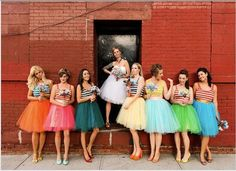 ful Bridesmaid Dresses Knee Length Cheap Short Tutu Skirt Tulle Vestido Festa Wedding Party Dresses Under 50 Bridesmaid Dresses Yellow Bridesmaid Long Dresses From Mrzhu2013, $21.46| Dhgate.Com