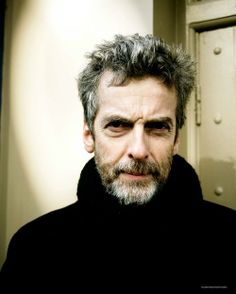 Peter Capaldi-yeah!  The new Doctor!  I have been a fan since Local Hero!