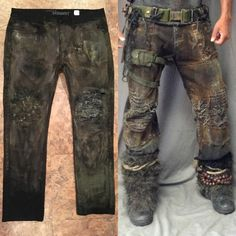 - Real Time - Diet, Exercise, Fitness, Finance You for Healthy articles ideas Post Apocalyptic Clothing, Post Apocalyptic Costume, Apocalyptic Fashion, Apocalypse Costume, Steampunk, Mens Activewear, Cosplay Outfits, Costume Design, Custom Clothes