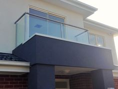 At Toughn Glass, we offer frameless glass balustrade in Melbourne for many purposes and they can be customized as per the clients need as well. What are you waiting for? Contact us today! Frameless Glass Balustrade, Melbourne House, Glass Door, Waiting, Furniture, Home Decor, Houses, Decoration Home, Room Decor