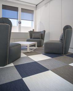 Chroma woven vinyl flooring