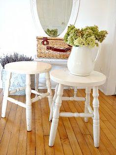 milking stools