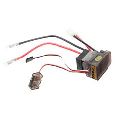 RCBuying supply ESC Brushed Speed Controller for RC Car Truck Boat sale online,best price and shipping fast worldwide. Rc Car Parts, Rc Cars, Boat, Trucks, Vehicles, Shopping, Dinghy, Boats, Truck