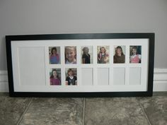 24 Best Picture Frames Images First Year Photos Babies First Year