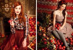 Q's Daydream: Lena Hoschek Autumn Winter 2011/2012