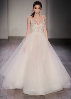 Bridal Gowns, Wedding Dresses by Jim Hjelm - Style jh8610