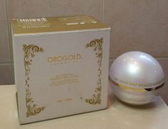 Oro Gold Authentic NIB 24K Deep Day Moisturizer Cream 50'ml #OroGold